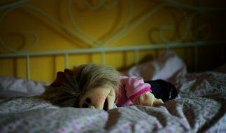 Das Kind wurde bis zu zehn Mal am Tag vergewaltigt. (Foto)