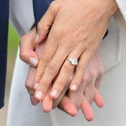 Mit diesem Ring machte Prinz Harry seinen Heiratsantrag an Meghan Markle perfekt.