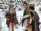 """Das Märchen """"Drei Haselnüsse für Aschenbrödel"""" gehört einfach zur Weihnachtszeit. (Foto)"""