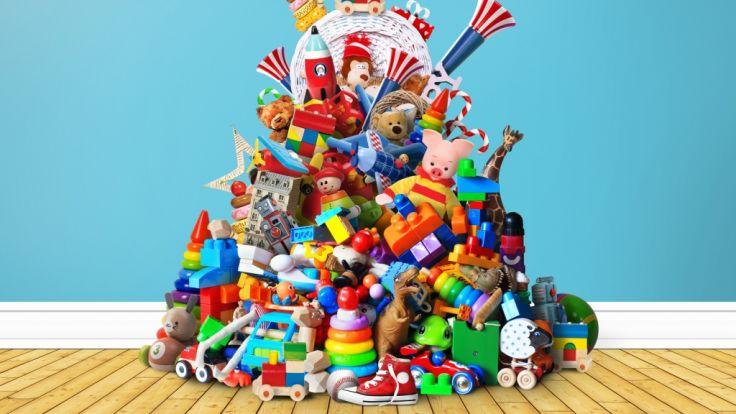 Viele Kinderspielzeuge überschreiten noch immer die Höchstmenge an Nickel. (Foto)
