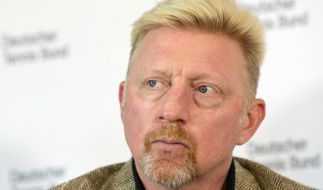 Boris Becker verklagt seinen Ex-Manager. (Foto)