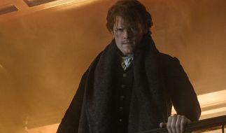 Jamie Fraser (Sam Heughan) steckt bis zum Hals in Schwierigkeiten. (Foto)
