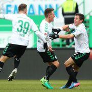FC Ingolstadt und Eintracht Braunschweig trennen sich 0:2 (Foto)