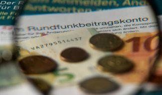 Das Konto einer 77-Jährigen wird gepfändet, weil sie die GEZ nicht zahlen wollte. (Foto)
