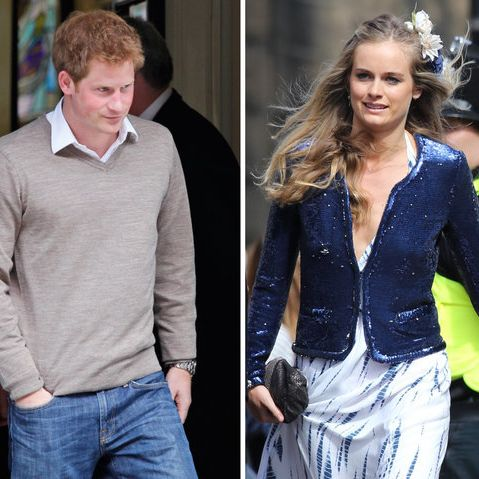 Was will Harrys Ex-Freundin Cressida Bonas DAMIT sagen? (Foto)