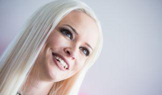 TV-Star Daniela Katzenberger zeigt sich stets makellos gestylt in der Öffentlichkeit. (Foto)