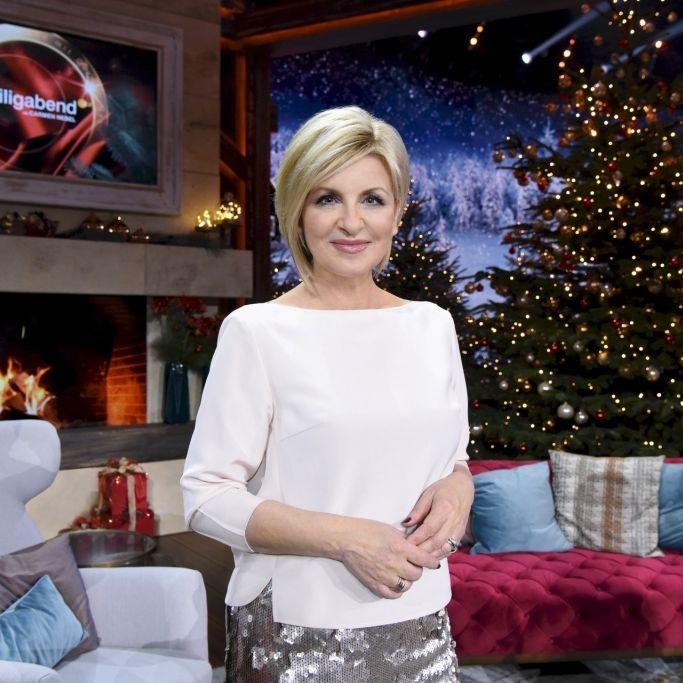 Geschenke satt! DIESE Gäste feiern mit Carmen Nebel Weihnachten (Foto)