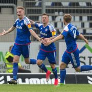 Paderborn büßt Vorsprung ein, Magdeburg träumt vom Aufstieg (Foto)