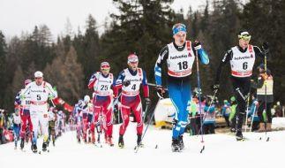 Der Auftakt der FIS Tour de Ski 2017/2018 findet in Lenzerheide (Schweiz) statt. (Foto)