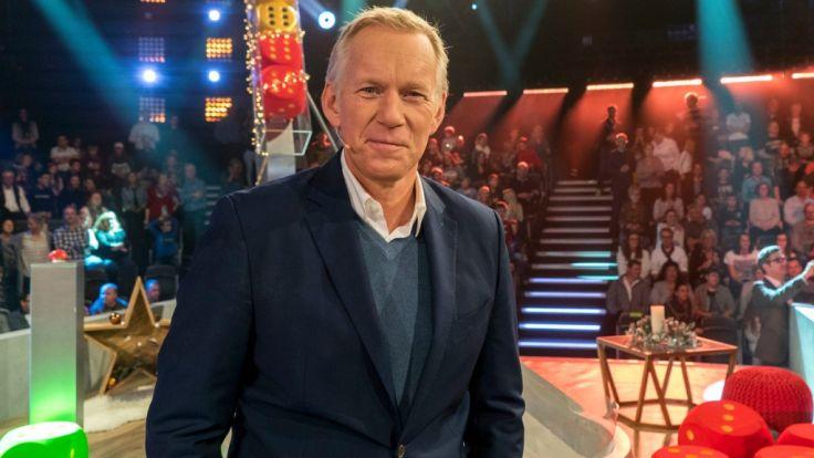 """Johannes B. Kerner präsentiert die Familienshow """"Das Spiel beginnt"""" im ZDF. (Foto)"""
