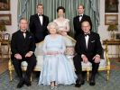 Queen Elizabeth II. als Mutter