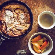 Rezept-Idee! So machen Sie Apfel-Pfannkuchen aus dem Ofen selber (Foto)