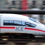 Deutscher ICE in Basel entgleist - keine Verletzten (Foto)