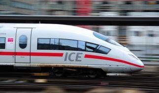 Im Baseler Bahnhof ist am Mittwoch ein ICE entgleist (Symbolbild). (Foto)