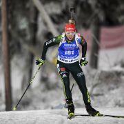 Erik Lesser Dritter im Sprint in Östersund, Schempp nur auf Rang 5 (Foto)