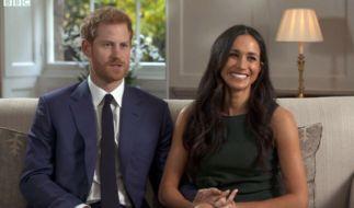Seit kurzem offiziell verlobt: Prinz Harry und Meghan Markle. (Foto)
