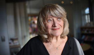 Alice Schwarzer wird am 3.12.2017 75 Jahre alt. (Foto)