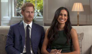 Meghan Markle und Prinz Harry werden sich im Mai 2018 das Ja-Wort geben. (Foto)