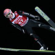 Andreas Wellinger springt in Nischni Tagil zum Sieg (Foto)