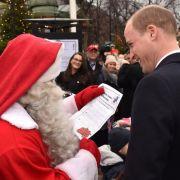 Enthüllt! Das wünscht sich der kleine Prinz George zu Weihnachten (Foto)