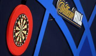 Das Finale der PDC Darts WM wird am 1. Januar 2018 ausgetragen. (Foto)