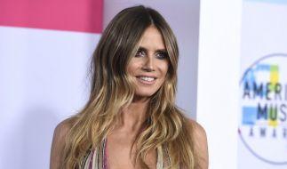 Ist Heidi Klum zu dünn? (Foto)