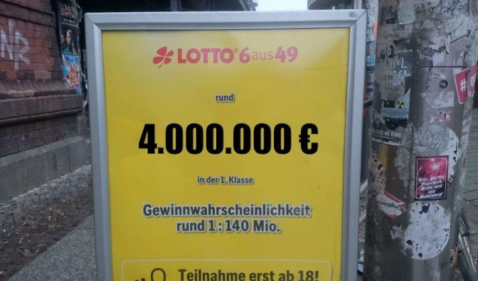 Lottozahlen (02.12.2017)