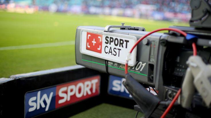 Die 1. Fußball-Bundesliga sehen Sie an diesem Wochenende auf Sky. (Foto)