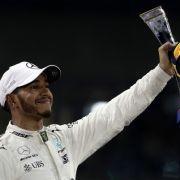 Hamilton beendet Formel-1-Karriere bei Mercedes (Foto)