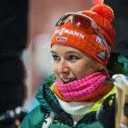 Fourcade gewinnt, Denise Herrmann triumphiert in der Verfolgung (Foto)
