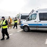 Polizist und Bankräuber sterben bei Schusswechsel (Foto)