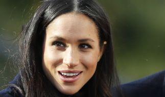Meghan Markle, die Verlobte von Prinz Harry, sieht unschuldig und elegant aus - doch hat es einem ehemaligen Schulfreund zufolge faustdick hinter den Ohren. (Foto)