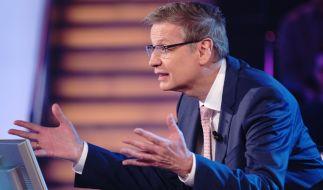 """Günther Jauch meldet sich bei """"Wer wird Millionär?"""" mit neuen Folgen zurück. (Foto)"""