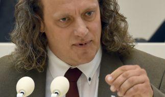Steffen Königer sorgte mit seiner Rede für einen Eklat - und wurde zum Beisitzer gewählt. (Foto)
