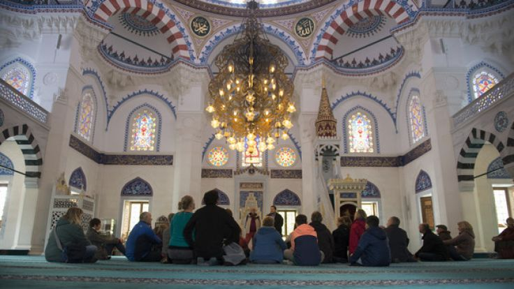 Werden in deutschen Moscheen Koranschüler missbraucht? (Foto)