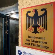 Deutschland bleibt weiter Hauptziel von Flüchtlingen (Foto)