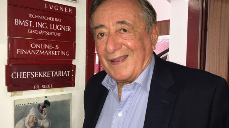 Ist Richard Lugner wieder mit Sonja Angerer zusammen? (Foto)
