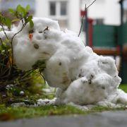 Nach Wintereinbruch droht der Wetterwechsel-Hammer (Foto)
