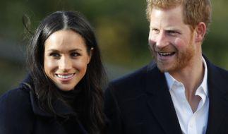 Meghan Markle und Prinz Harry wollen im Mai 2018 heiraten. (Foto)