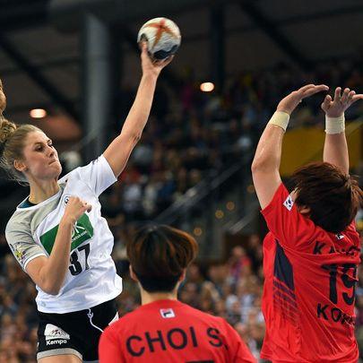 Deutsche Handball-Damen verpassen Gruppensieg (Foto)