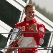 """""""Schumi kämpft weiter!"""" Die F1-Fans schöpfen Mut (Foto)"""