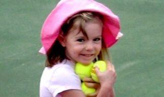 Maddie McCann verschwand am 3. Mai 2007. (Foto)