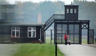 Ein Video-Dreh im KZ Stutthof sorgt nicht nur bei jüdischen Organisationen für Empörung. (Foto)