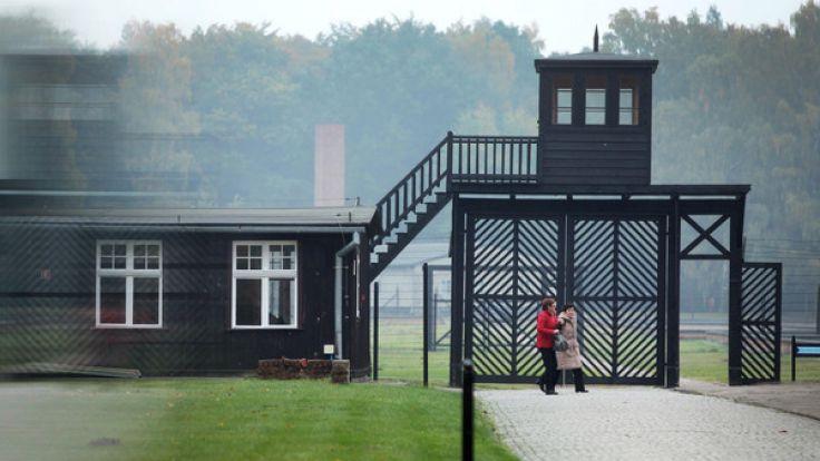 Ein Video-Dreh im KZ Stutthof sorgt nicht nur bei jüdischen Organisationen für Empörung.