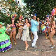 Die ZDF-Traumschiff-Crew hat Kurs auf Uruguay genommen (Foto)