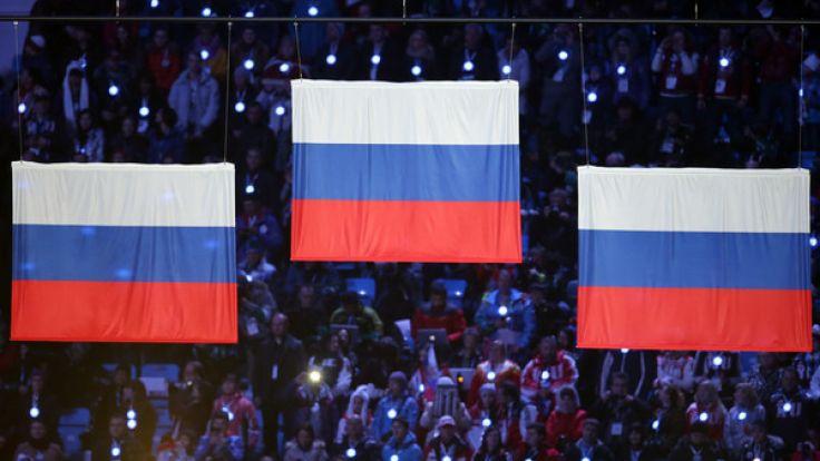Russische Sportler müssen 2018 unter neutraler Flagge bei den Winterspielen teilnehmen.