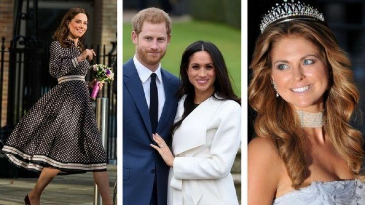Bei den Royals ist im neuen Jahr 2018 viel los. (Foto)