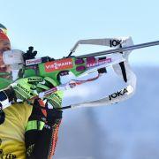 Laura Dahlmeier bringt Staffel-Sieg nach Hause (Foto)