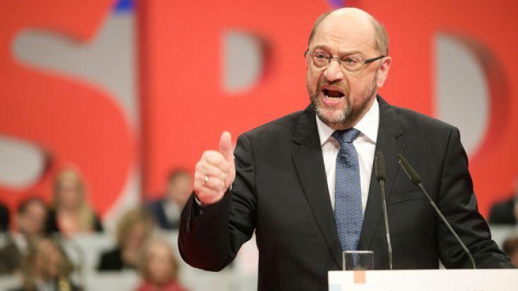 Martin Schulz hat seiner Partei einen Neubeginn versprochen. (Foto)