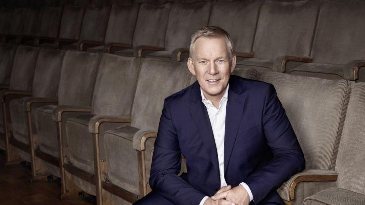 """Johannes B. Kerner präsentiert die ZDF-Spendengala """"Ein Herz für Kinder"""". (Foto)"""
